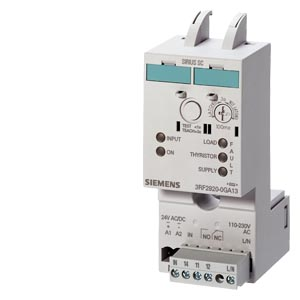 Siemens LOAD MONITORING CURRENT RANGE 20 A